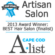 Best Hair Salon Award Winning Cape Cod A List